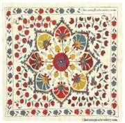 Suzani Uzbek Silk embroidery!!!